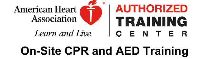 Authorized CPR AED training center